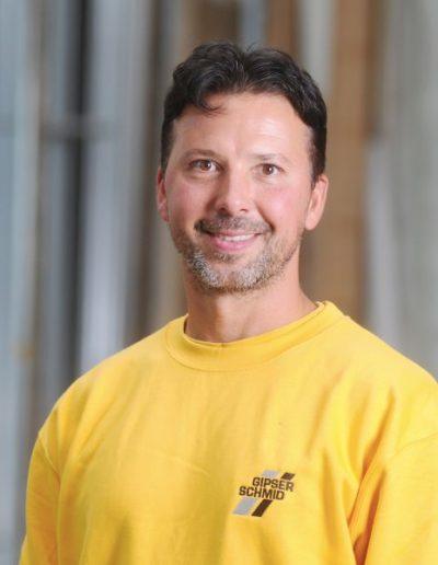 Ismael Scheffing<br />Stuckateur-Vorarbeiter<br />Im Betrieb seit 2000